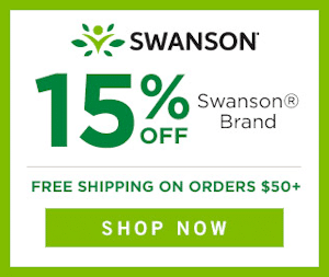 Swanson Vitamins - Save 15%